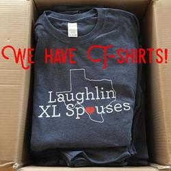 Laughlin XL Spouses Shirts