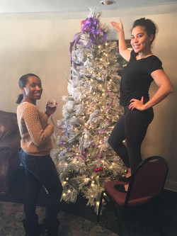 Christmas Club Decor 2017 2