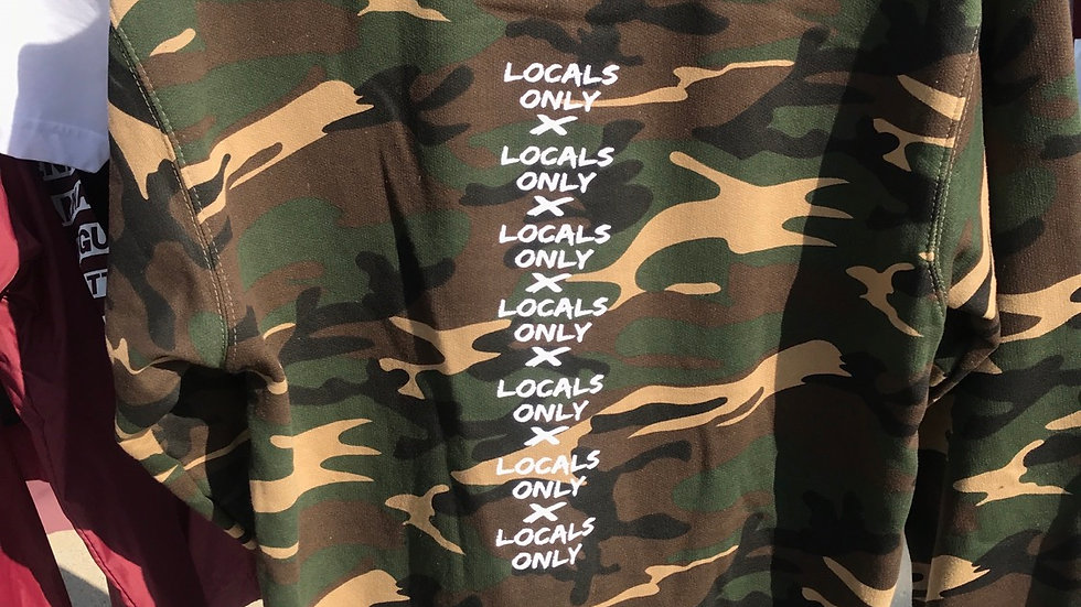 Sunset Collection Hoodie - Local'sOnlySpine