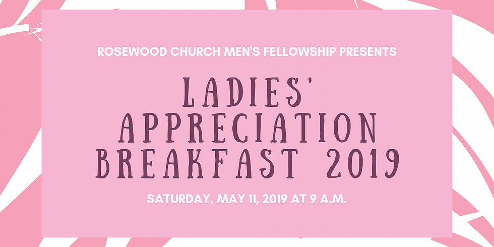 Ladies' Appreciation Breakfast