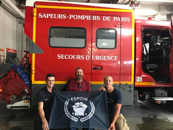 Pompier de Paris