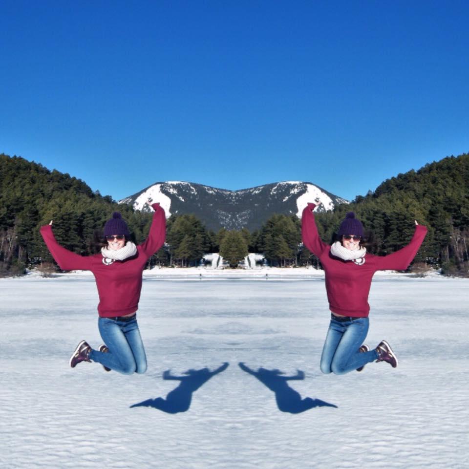 🇲🇩❄️Les lacs gelés d'Andorre 🇲🇩❄️