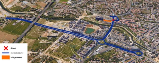 Course - 10km de Montpellier