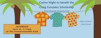 Casino Night Craig Gonzalez MSF