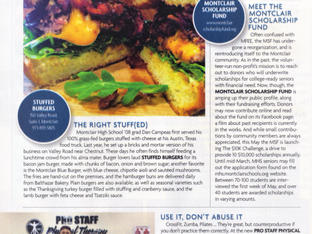"MSF Featured in ""Montclair Magazine"""