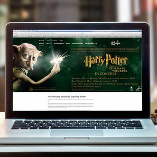 Harry Potter In Concert