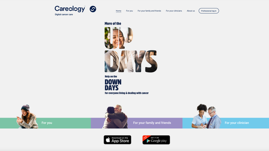 Careology - Website design and build