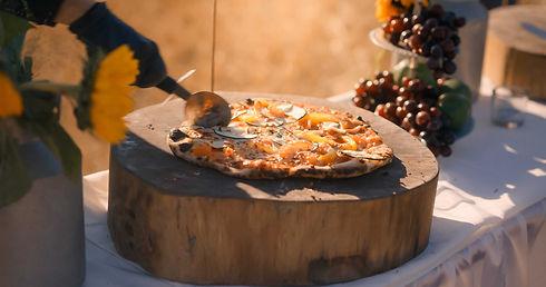 Pizza pitopalvelu