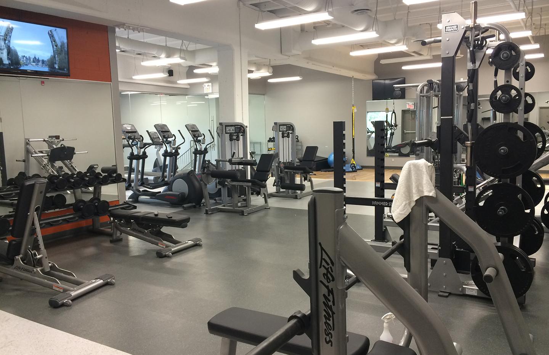 Tiger Gym Facility