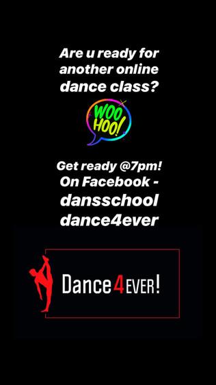 online danslessen