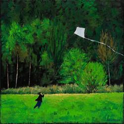 First kite