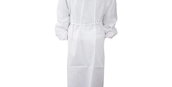 level 2 disposable isolation gown for sale