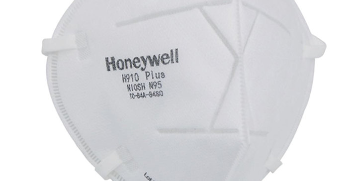 N95 disposable face mask for sale - ppe - USA - honeywell H910 plus