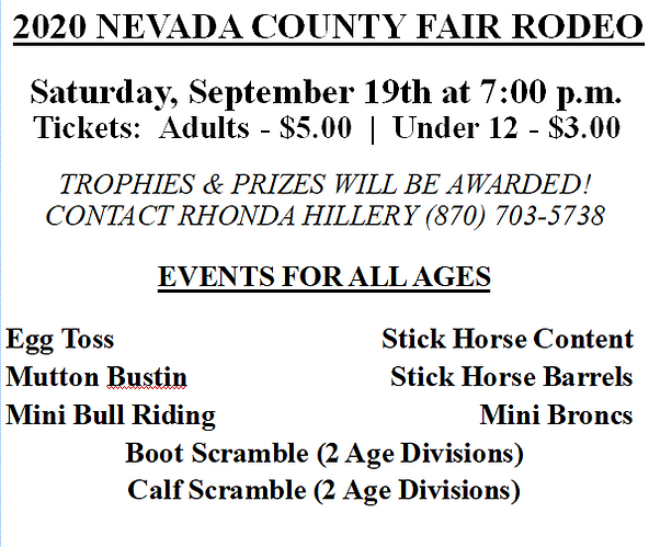 Rodeo Info.png