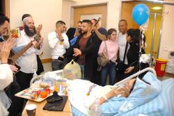 משמחים בבתי חולים