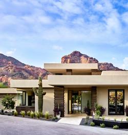 Midcentury Modern Stone Home