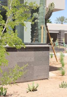 Modern Stone Exterior Flat Cladding