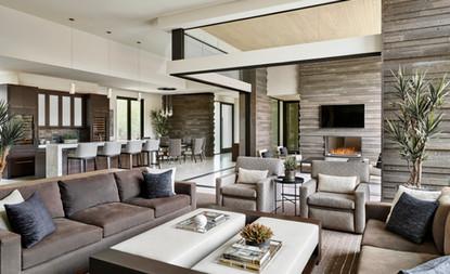 Modern Stone Exterior & Interior