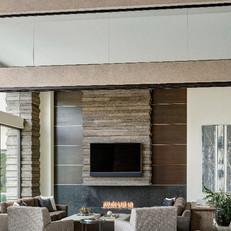 Modern Fireplace Surround