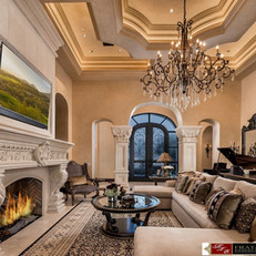 Great Room Fireplace Surround