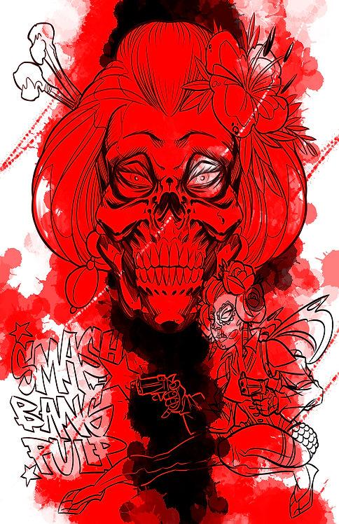 Smash Bang Skull