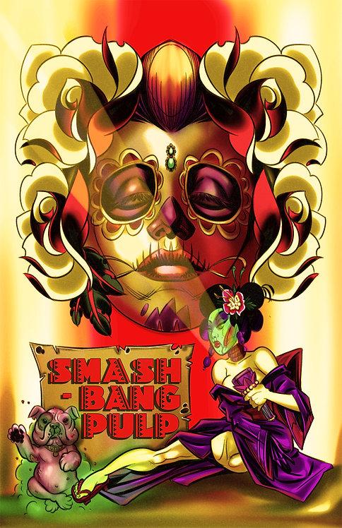 Smash Bang Pulp Cover