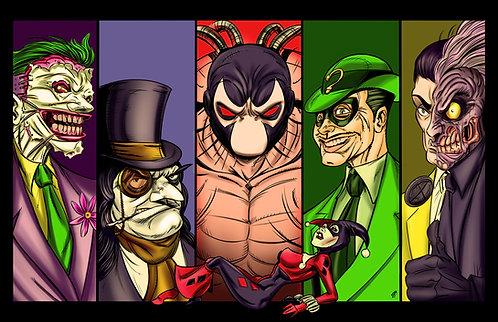 Batman Villans