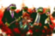 TMNT, Reservoir Dogs mashupb by Brandon Bracamote