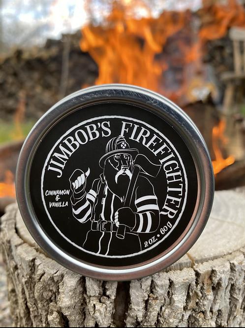 JimBob's Grizzly Firefighter Beard Balm (Cinnamon/Vanilla)