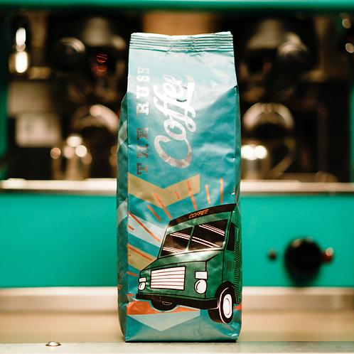 The Rush Coffee House Blend - 1lb bag