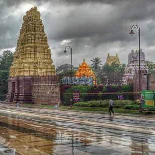 Bramarambika Devi temple Shaktipeeth