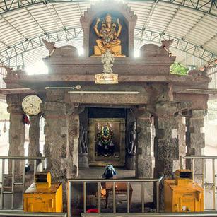Saksi Ganapathi Temple Srisailam