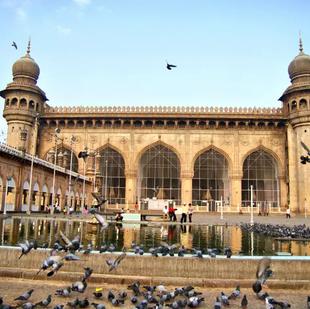 Hyderabad Mecca Masjid