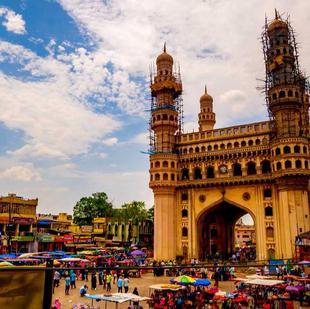 Charminar Charm of Hyderabad