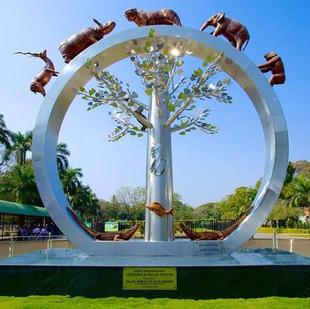 Nehru Zoo park Hyderabad