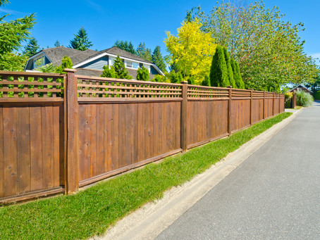 Patios and Privacy Fences