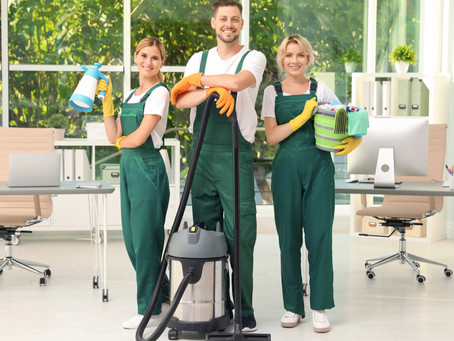 Benefits Of Maintaining A Clean Work Environment