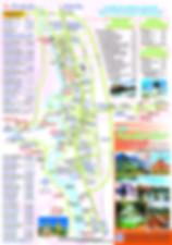 แผนที่เทศบาลเมืองกาญจนบุรี