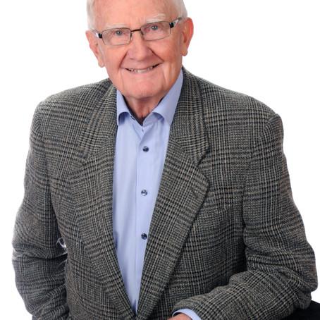 Mit 86 Jahren....