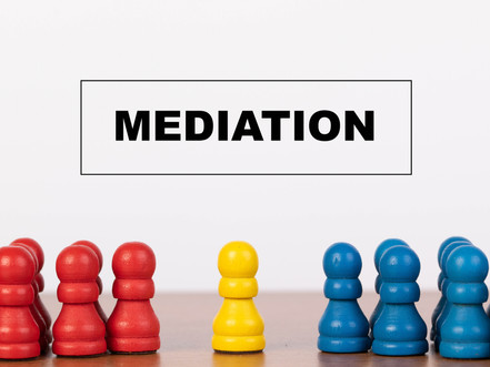 Into the Cavernous Notions of Mediation and Conciliation.