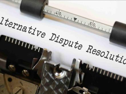 NEED OF ALTERNATIVE DISPUTE RESOLUTION