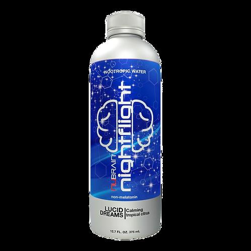 Nubrain Nightflight® Lucid Dreaming Nootropic Drink X 12
