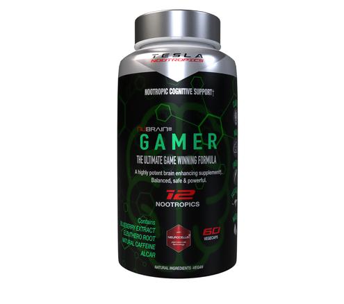 Coming soon: Nubrain Gamer®