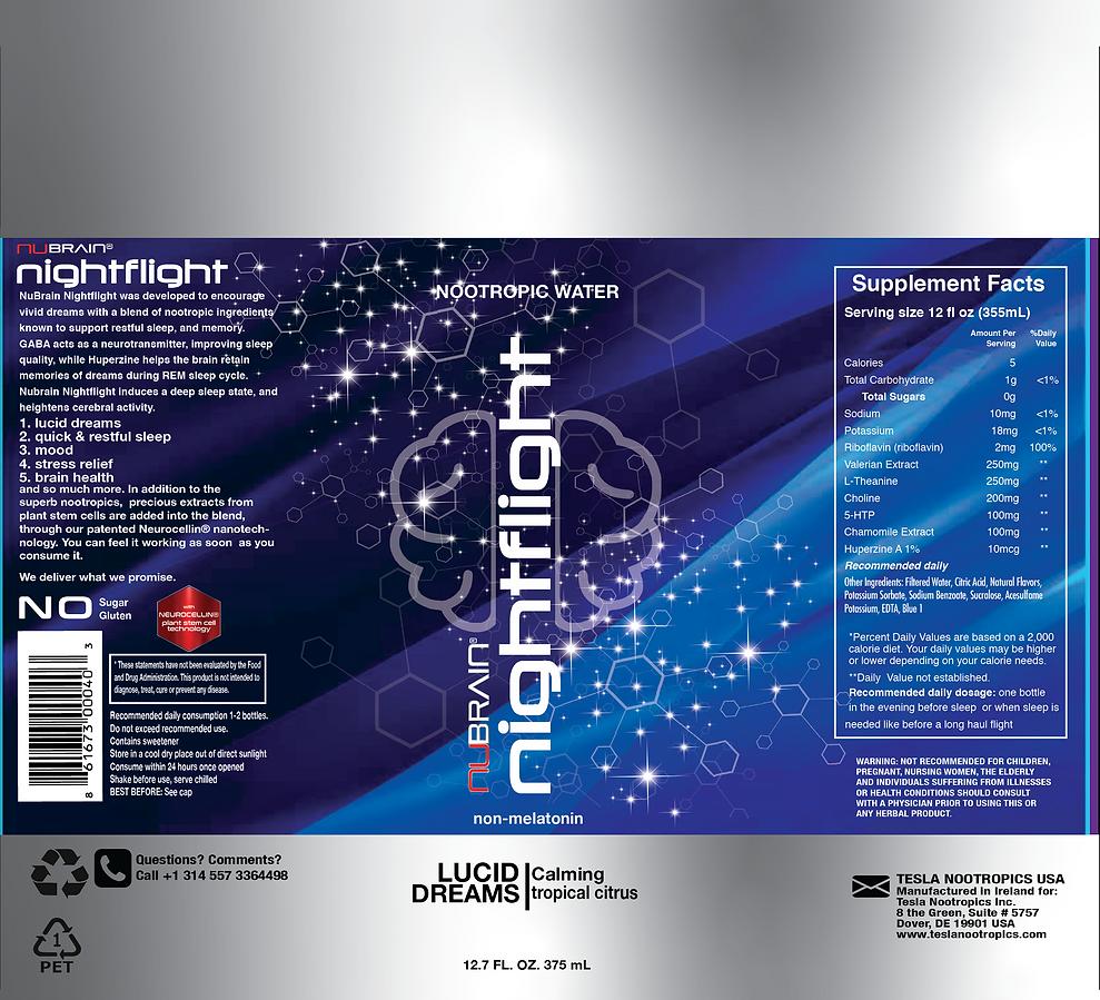 Nubrain Nightflight