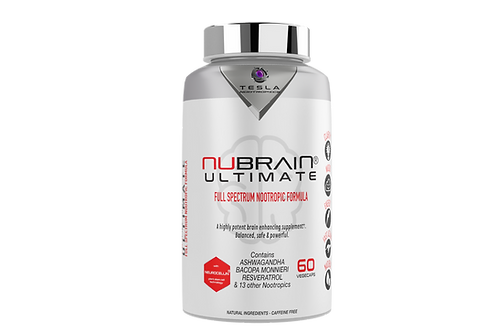 1 Nubrain Ultimate Nootropic Capsules