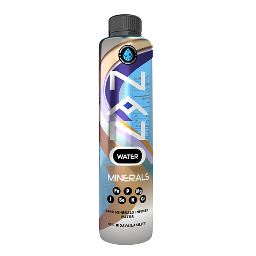 NANOWATER® MINERALS INFUSED x 12