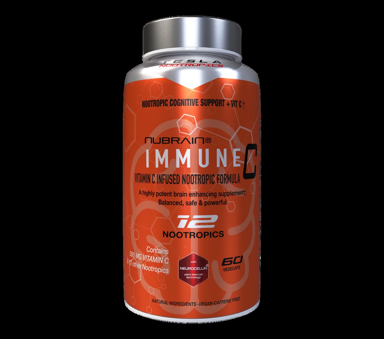 Coming soon: Nubrain Immune C®