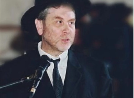 Rabbi Fishel Todd Sponsors Jewish War Veterans Post 680