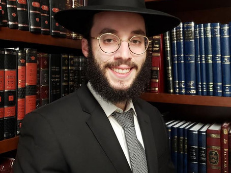 Rabbi Fishel Todd and Yeshiva Pirchei Shoshanim Launches To'en Rabbani Course