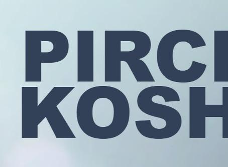 Pirchei Shul Announces Pirchei  Kosher Food Delivery in the OC